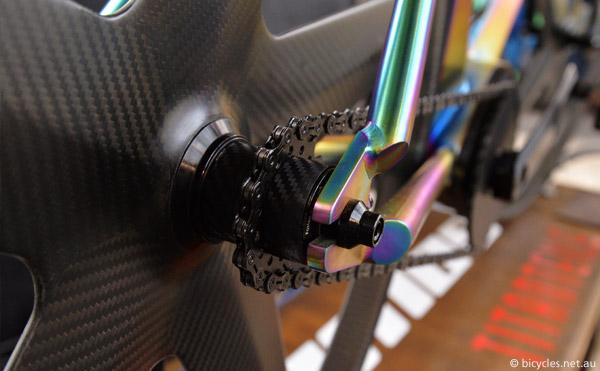 vigmos time trial aerobike