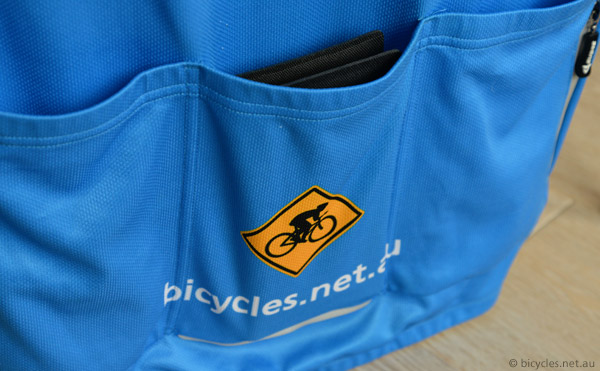 cycling jersey wallet