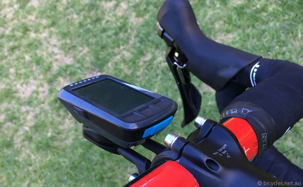 video camera light bike