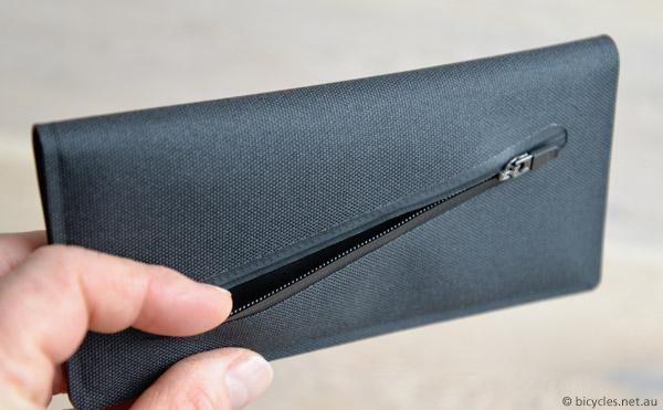 zilfer cycling wallet zip