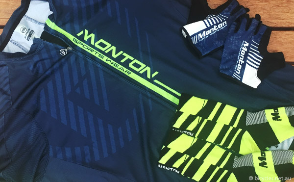 monton sports cycling kit review