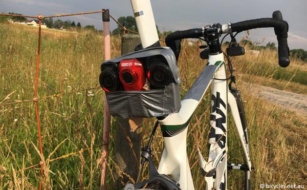 comparison bike cameras