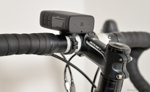 fly12 video camera bike recording