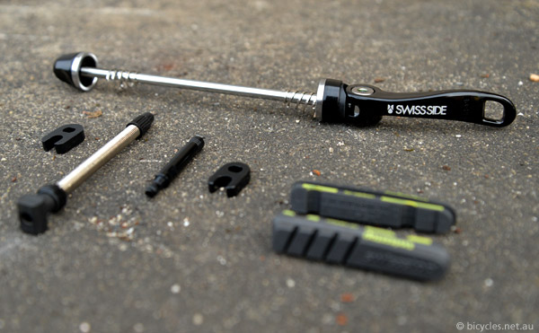 swissside review accessories