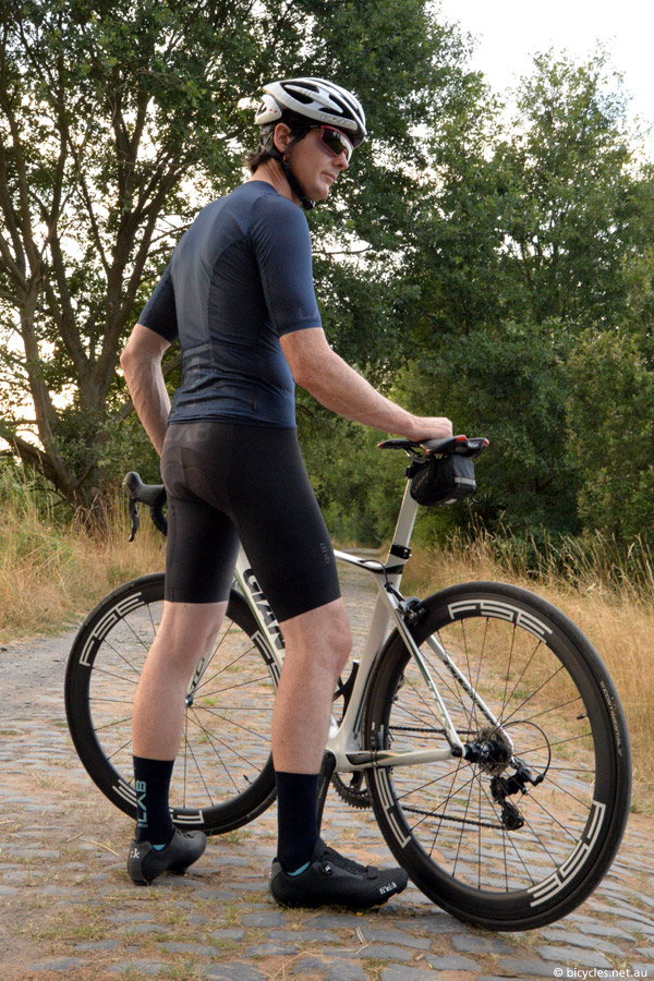 dhb aeron cycling review