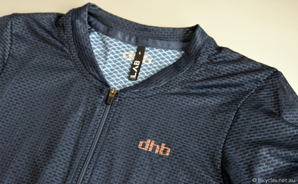 dhb aeron lab ultralight jersey review