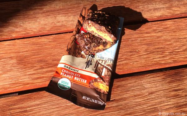 clif bar chocolate peanut butter