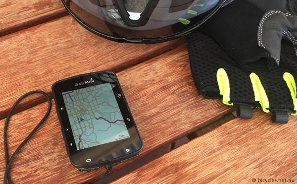 garmin edge 520plus mapping