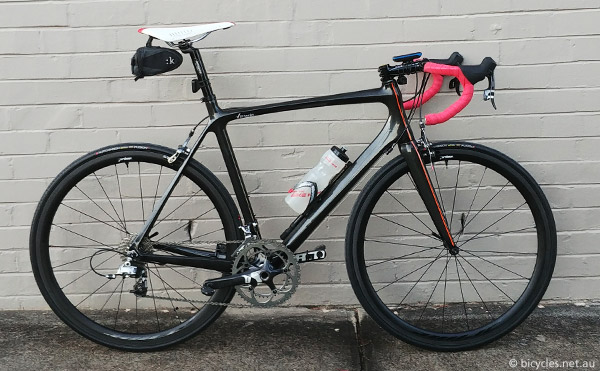 78be3ed279a Prime BlackEdition 38mm Carbon Wheelset Review | Bicycles Network ...