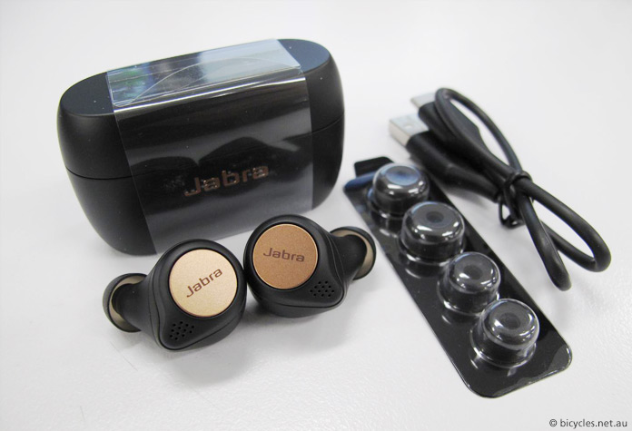 Tested Jabra Elite Active 75t Earbuds Great Sound But Are They Great For Cycling Bicycles Network Australia