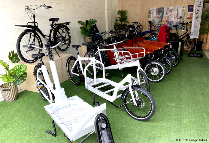 dutch cargo bikes australia